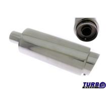 Sport kipufogó dob TurboWorks 68 60mm